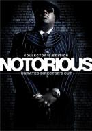 Notorious: Collectors Edition Movie