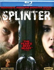 Splinter Blu-ray