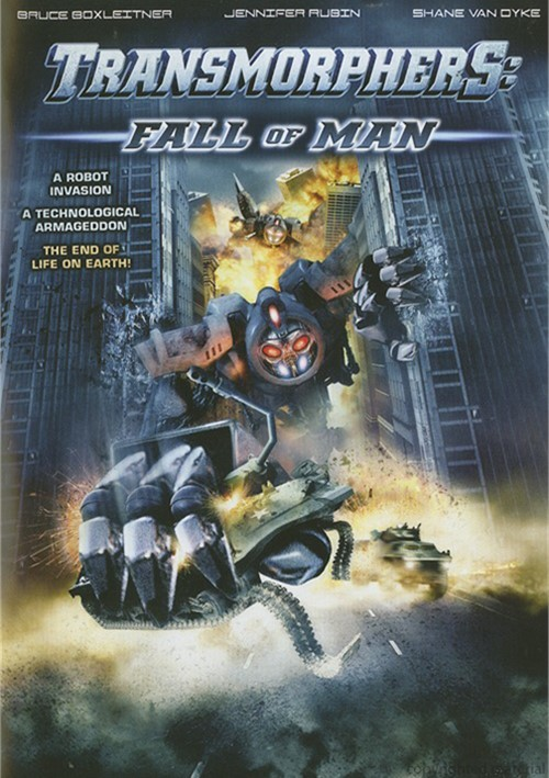 Transmorphers: Fall Of Man Movie