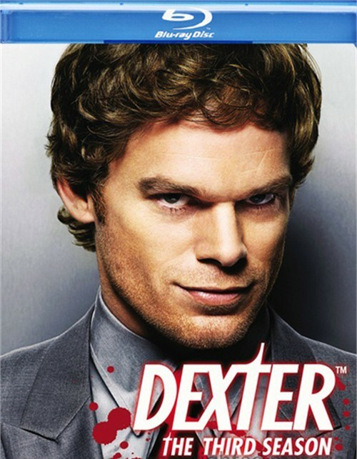 Dexter: The Third Season Blu-ray