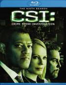 CSI: Crime Scene Investigation - The Ninth Season Blu-ray