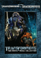 Transformers Two Movie Mega Collection Movie