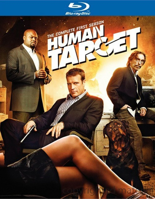 Human Target: The Complete First Season Blu-ray