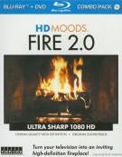 HD Moods: Fire 2.0 (Blu-ray + DVD Combo) Blu-ray
