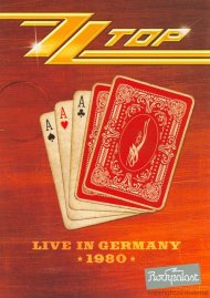 ZZ Top: Live In Germany 1980 Movie