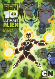 Ben 10: Ultimate Alien - The Return Of Heatblast Movie
