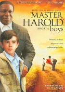 """Master Harold""... And The Boys Movie"