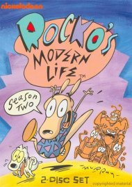 Rockos Modern Life: Season Two Movie