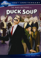 Duck Soup (DVD + Digital Copy) Movie