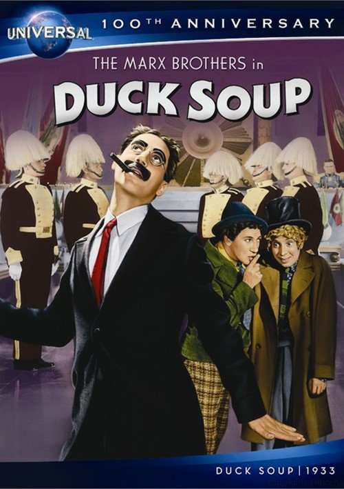 Duck Soup (DVD + Digital Copy) Movie