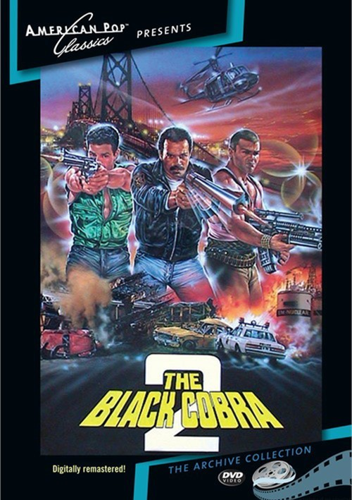 Black Cobra 2, The Movie