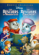 Rescuers, The: 35th Anniversary Edition - 2 Movie Collection  Movie