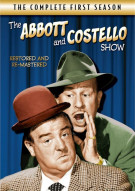 Abbott And Costello Show, The: The Complete First Season Movie
