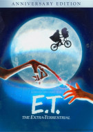 E.T. The Extra-Terrestrial: 30th Anniversary Edition (DVD + Digital Copy + UltraViolet) Movie