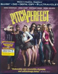 Pitch Perfect (Blu-ray + DVD + Digital Copy + Ultraviolet) Blu-ray