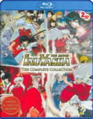 Inu-Yasha: The Movie - The Complete Collection Blu-ray