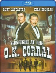 Gunfight At The O.K. Corral Blu-ray