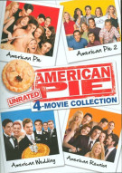 American Pie: 4 Movie Unrated Collection Movie