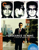 Vengeance Is Mine: The Criterion Collection Blu-ray
