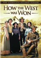 How The West Was Won: The Complete Second Season Movie