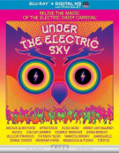 Under The Electric Sky (Blu-ray + UltraViolet) Blu-ray