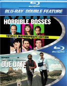 Horrible Bosses / Due Date (Double Feature) Blu-ray