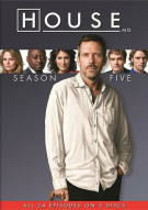 House: Season Five (Repackage) Movie