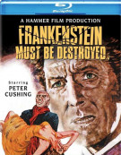 Frankenstein Must Be Destroyed! Blu-ray