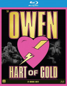 WWE: Owen - Hart Of Gold Blu-ray