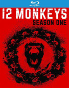 12 Monkeys: Season One (Blu-ray + UltraViolet) Blu-ray