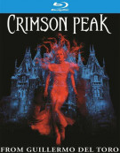 Crimson Peak (Blu-ray + DVD + UltraViolet) Blu-ray