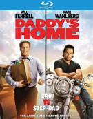 Daddys Home (Blu-ray + DVD + UltraViolet) Blu-ray