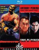 Destroyer / Edge Of Sanity (Double Feature) Blu-ray