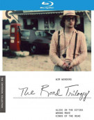 Wim Wenders: The Road Trilogy: The Criterion Collection Blu-ray