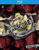WWE: The History Of The WWE Hardcore Championship: 24/7 Blu-ray
