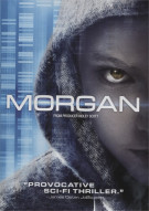 Morgan (DVD + UltraViolet) Movie