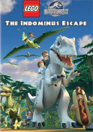 LEGO Jurassic World: The Indominus Escape Movie