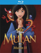 Mulan: Two Movie Collection (Blu-ray + Digital HD) Blu-ray
