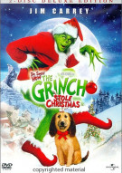 How The Grinch Stole Christmas: 2 Disc Deluxe Edition Movie