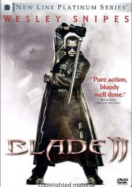 Blade II Movie