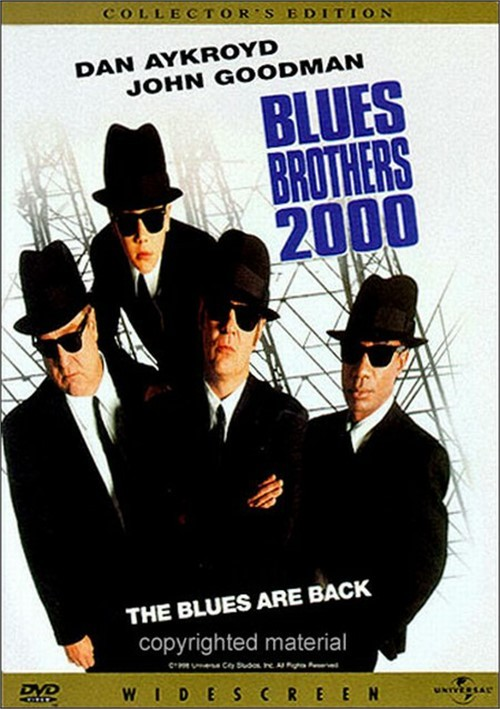 Blues Brothers 2000: Special Edition Movie