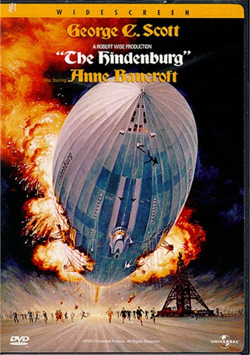 Hindenburg, The Movie
