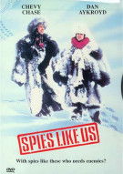 Chevy Chase 2-Pack: Spies Like Us/ Three Amigos Movie