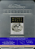 Mickey Mouse In Black And White: Walt Disney Treasures Limited Edition Tin Movie
