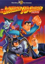 Batman Superman Movie, The Movie