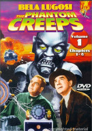Phantom Creeps: Volume One Movie