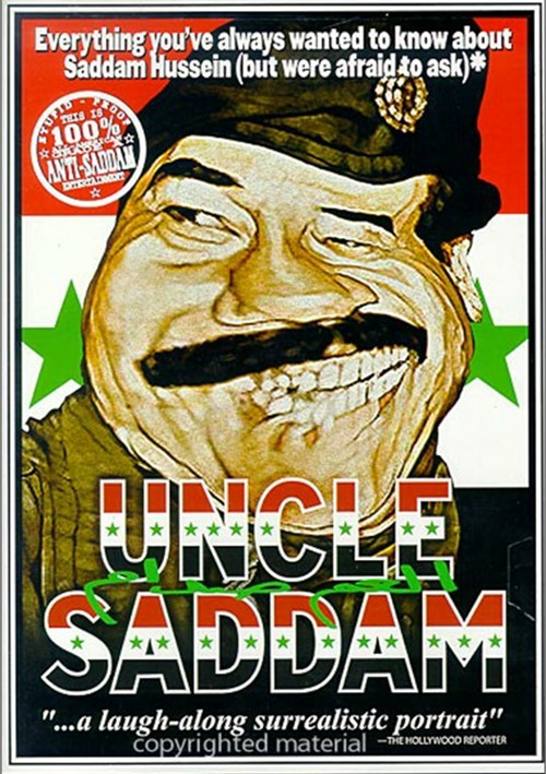 Uncle Saddam Movie