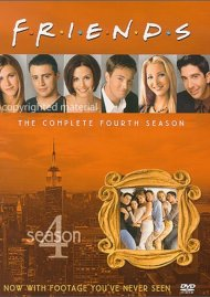 Friends: The Complete Fourth Season Movie