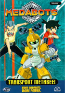 Medabots #1: Transport Metabee! Movie
