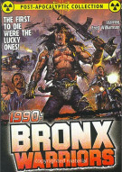 Bronx Warriors Movie